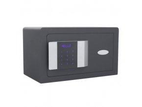 Nábytkový elektronický sejf PRESTIGE 200