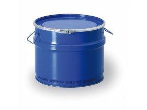 Ocelový válcový sud na sypké látky 30 L