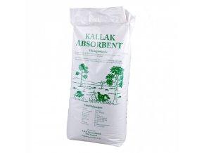 Rašelinový sypký sorbent KALLAK ABSORBENT