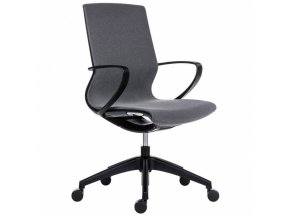 Kancelářská židle VISION, šedá