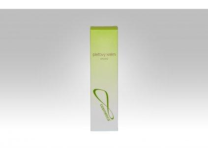 Pleťový krém olivový