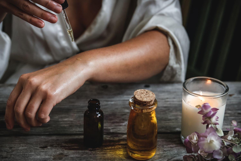 Kosmetická školka - Rostlinné oleje