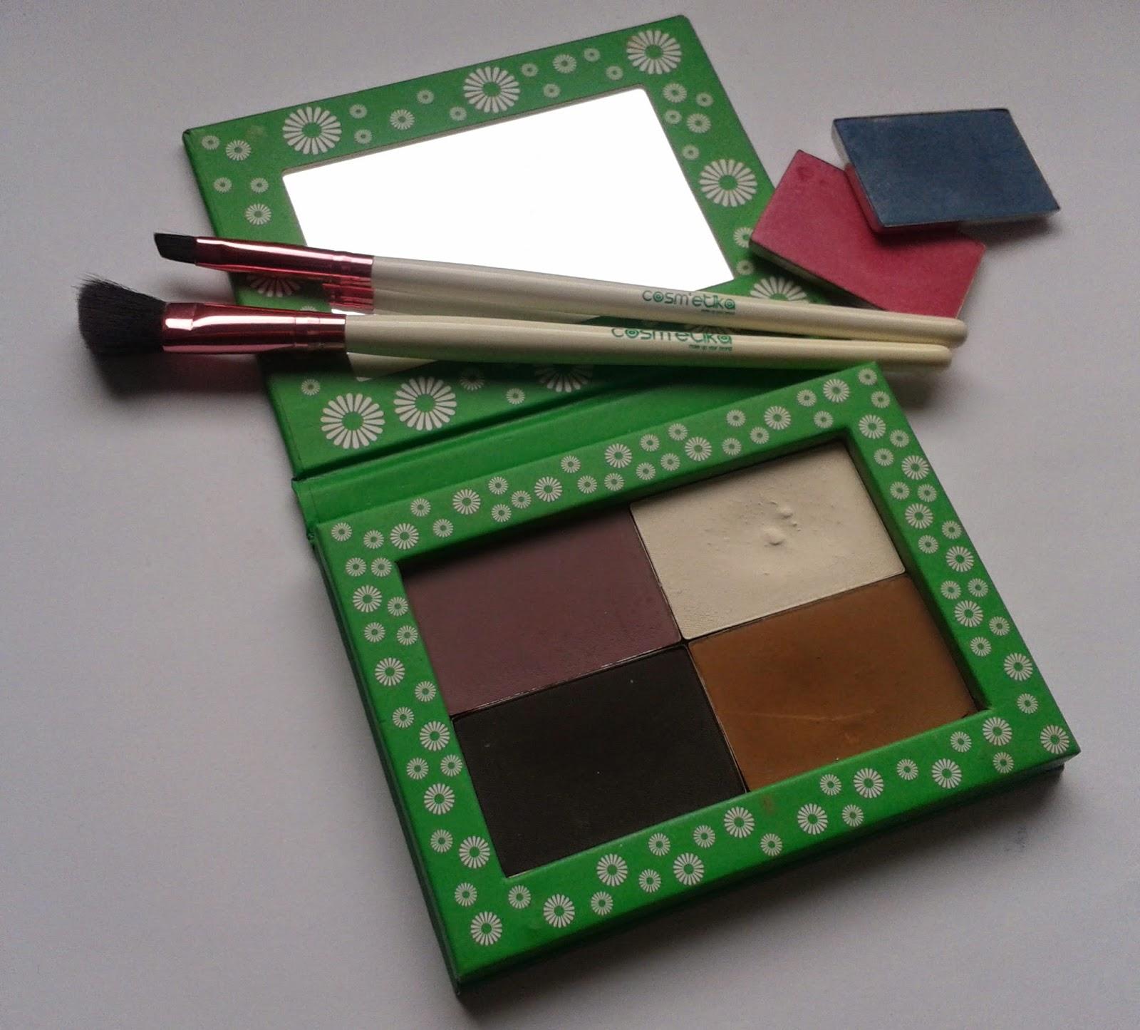 Magnetická paletka – eco-friendly domeček pro vaši dekorativku
