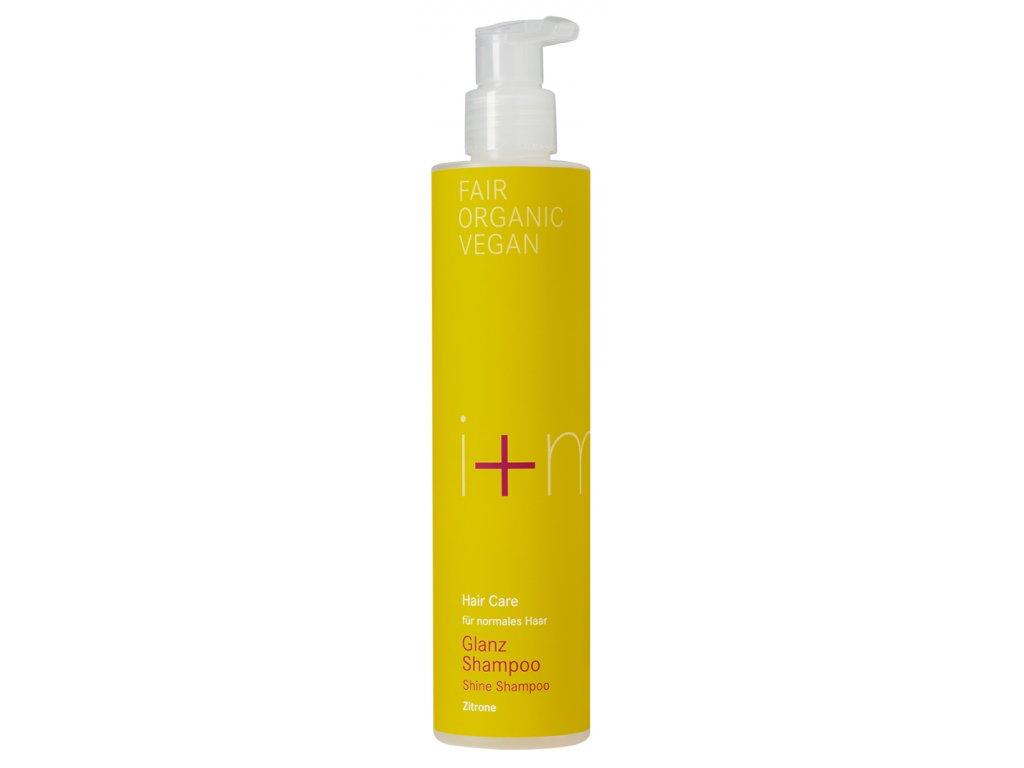 Šampon Lesk citronu