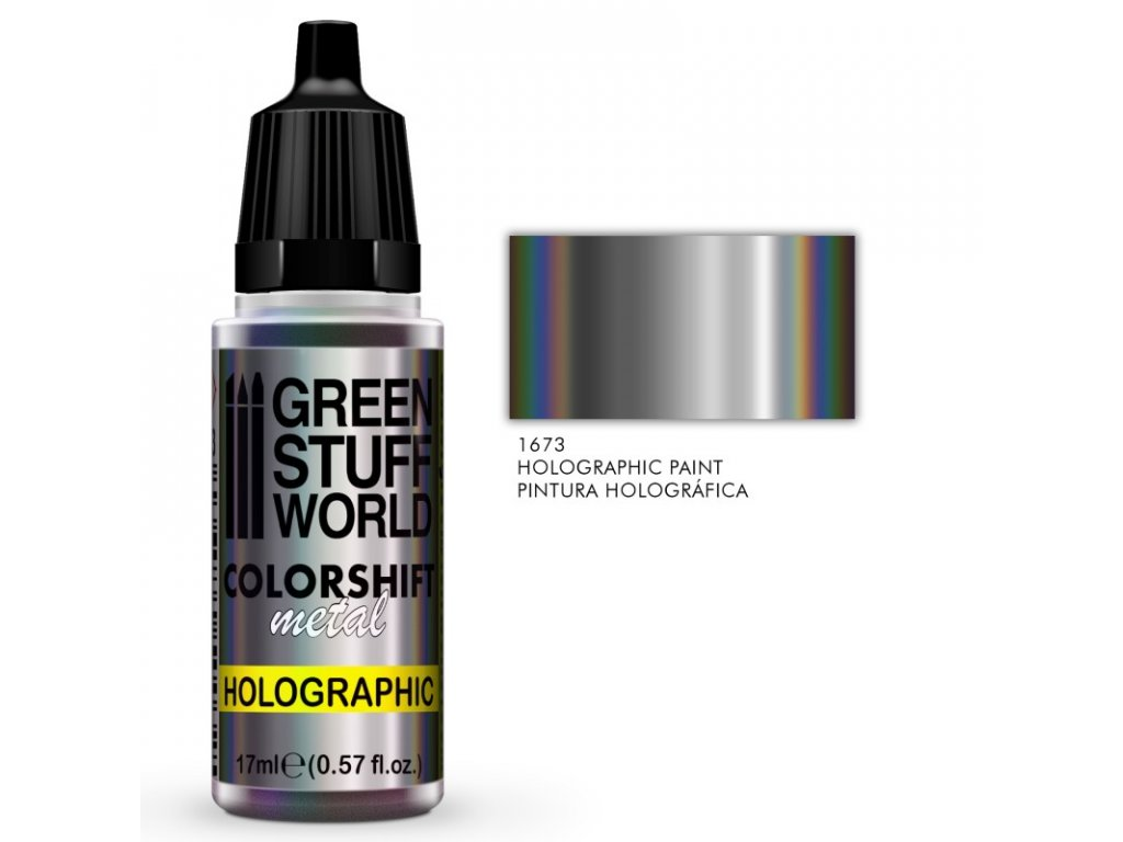 holographic paint