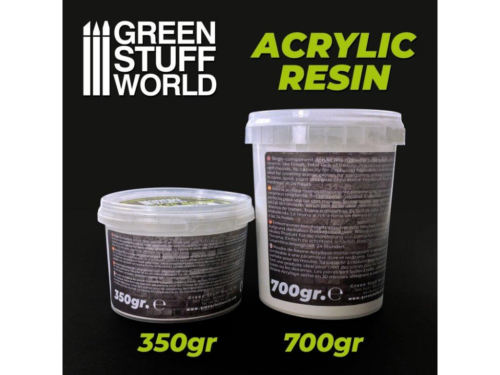 acrylic resin (2)