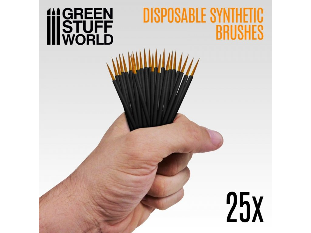 25x disposable synthetic brushes (1)