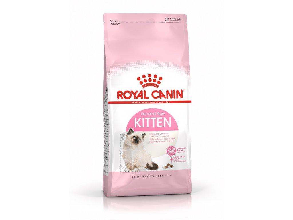 255 royal canin kitten 400 g