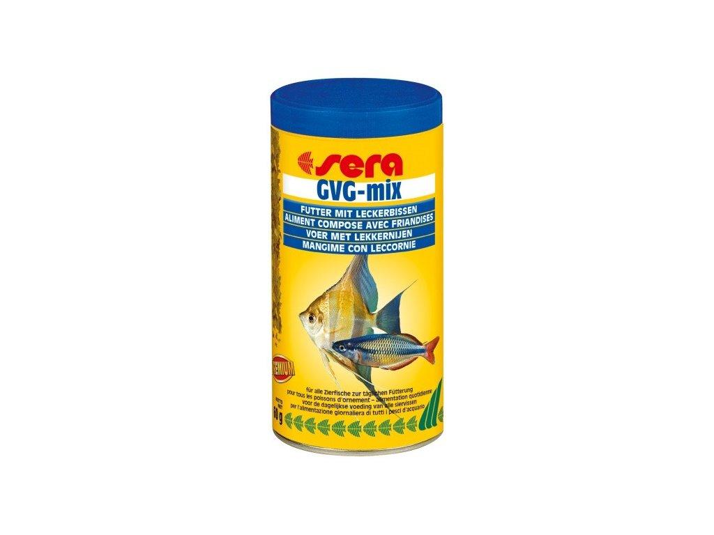 294 sera doplnkove krmivo pro akvarijni ryby s obsahem jodu gvg mix 250ml