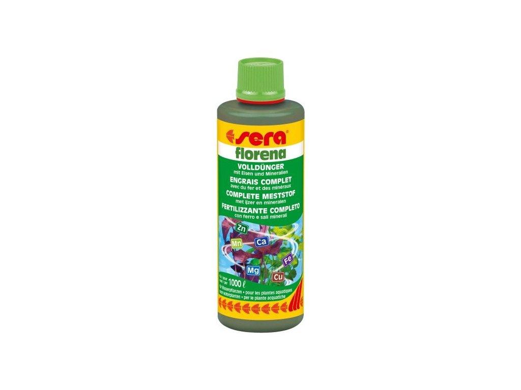 432 sera hnojivo pro vodni rostliny florena 250ml