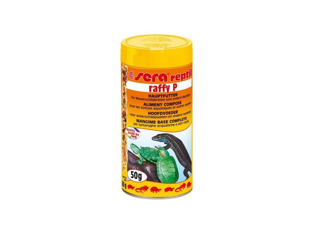 486 sera krmivo pro vodni zelvy raffy p 250ml