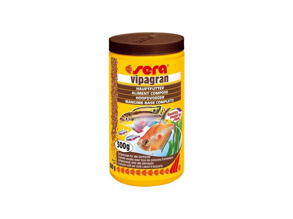 672 sera zakladni krmivo pro okrasne ryby vipagran 1000ml