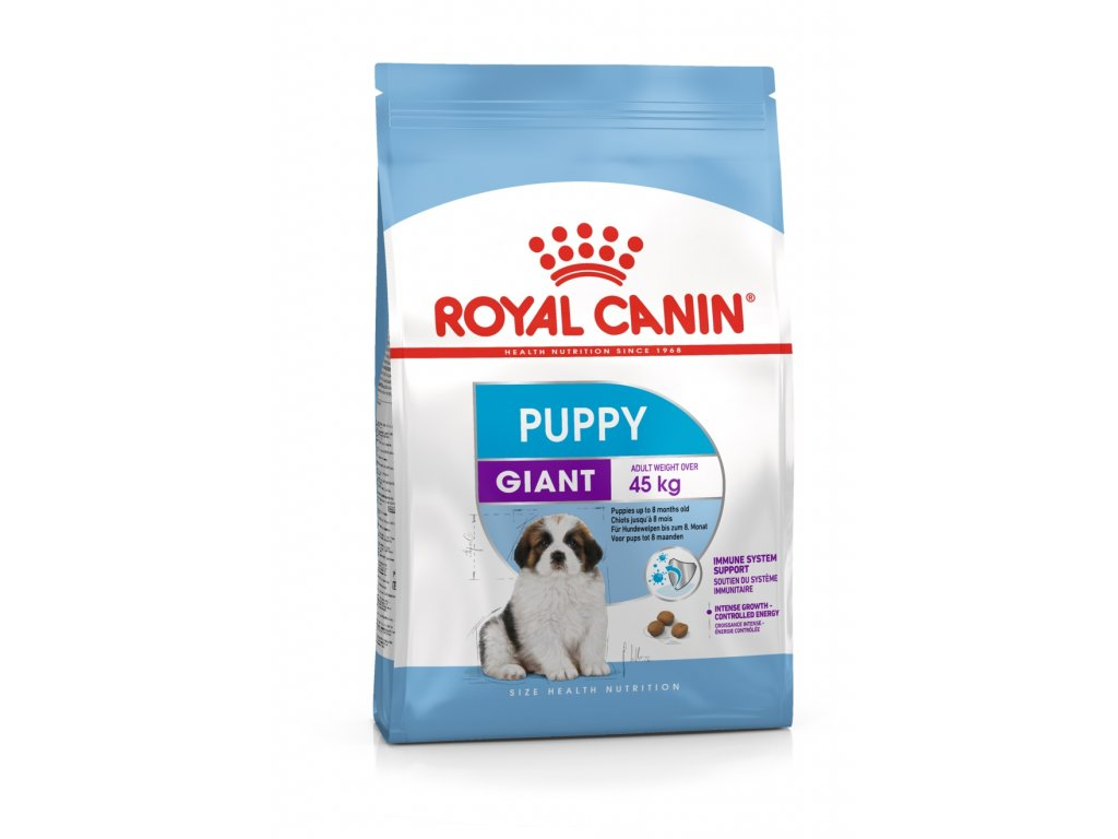 777 royal canin giant puppy 15 kg