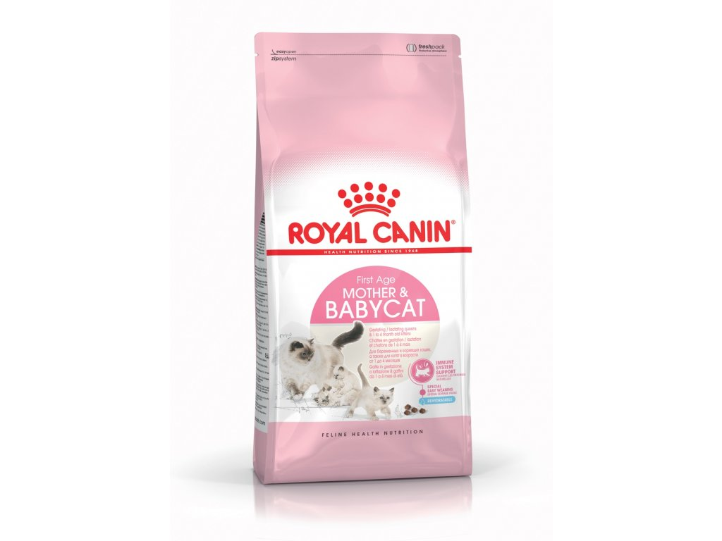 849 royal canin mother babycat 2 kg