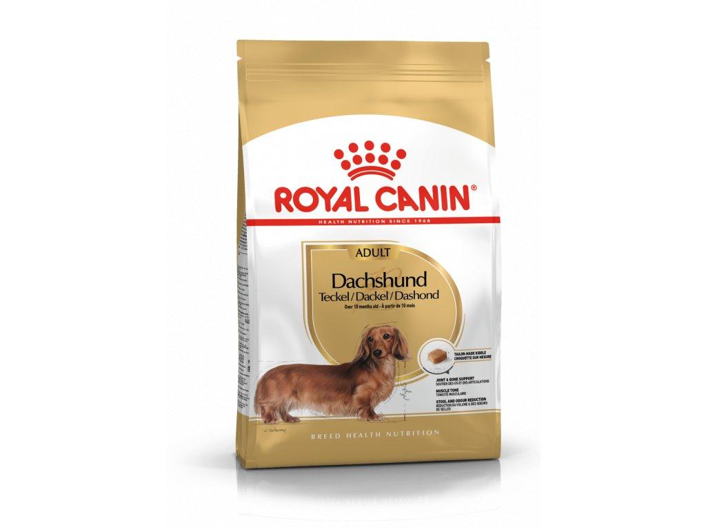 1167 royal canin dachshund adult 500 g