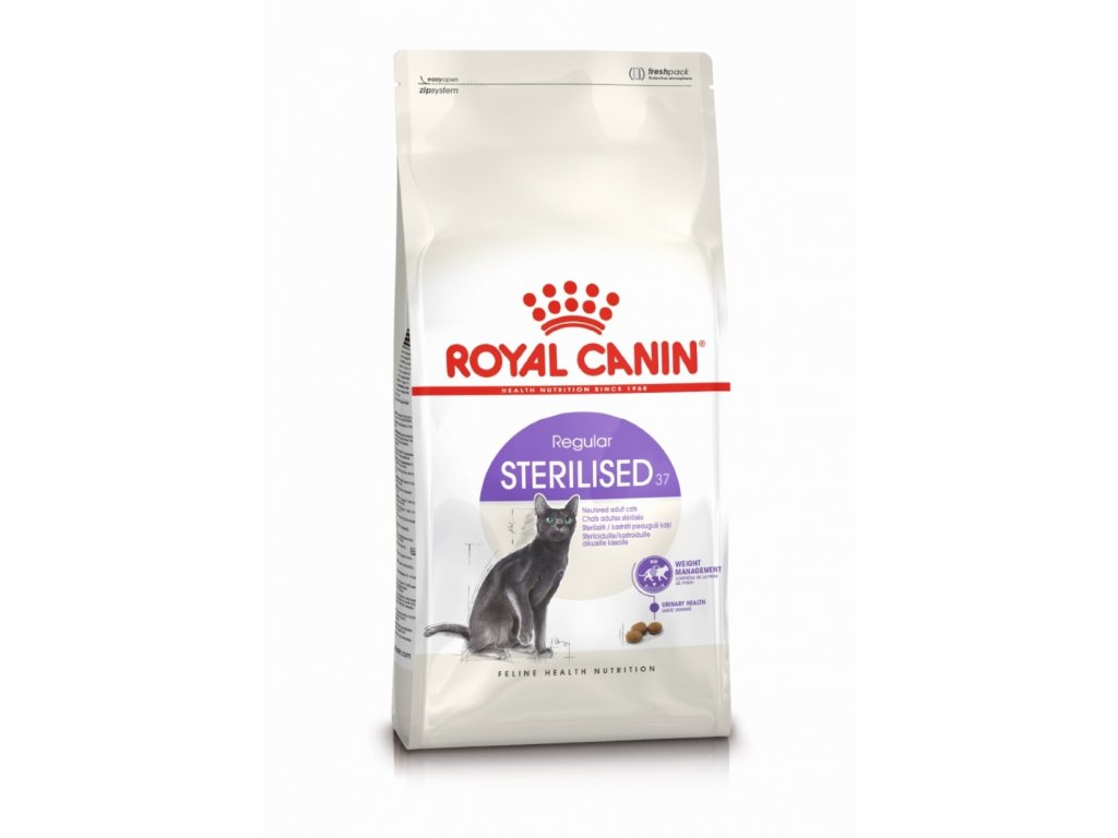 1383 royal canin sterilised 2 kg