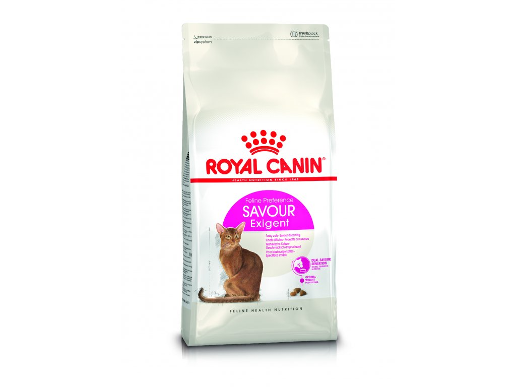 1581 royal canin exigent savour 4 kg