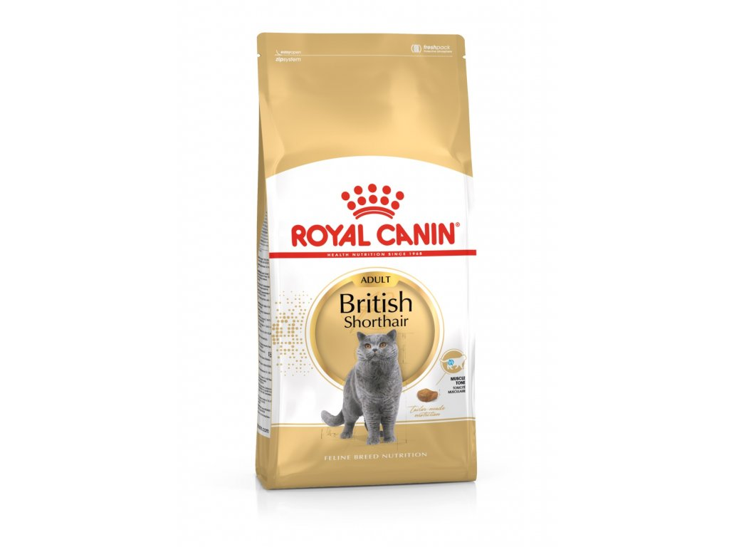 1695 royal canin british shorthair 2 kg