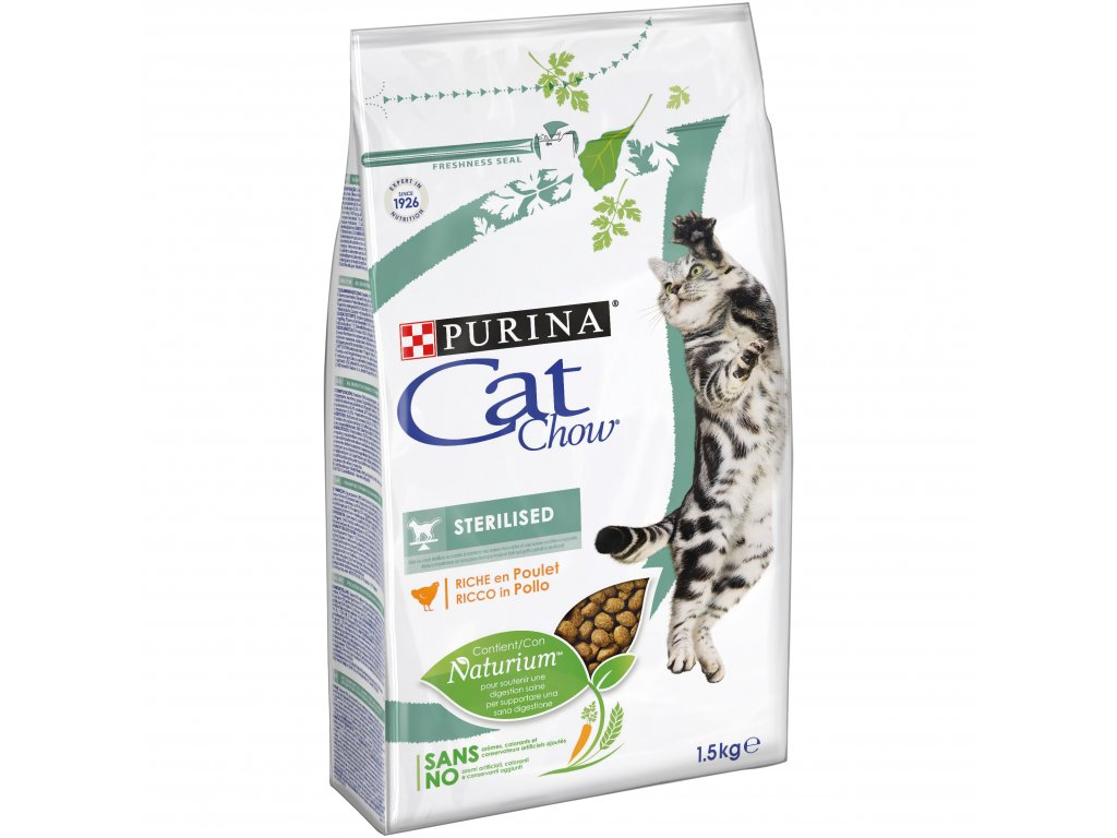 1812 purina cat chow special care sterilized 1 5kg