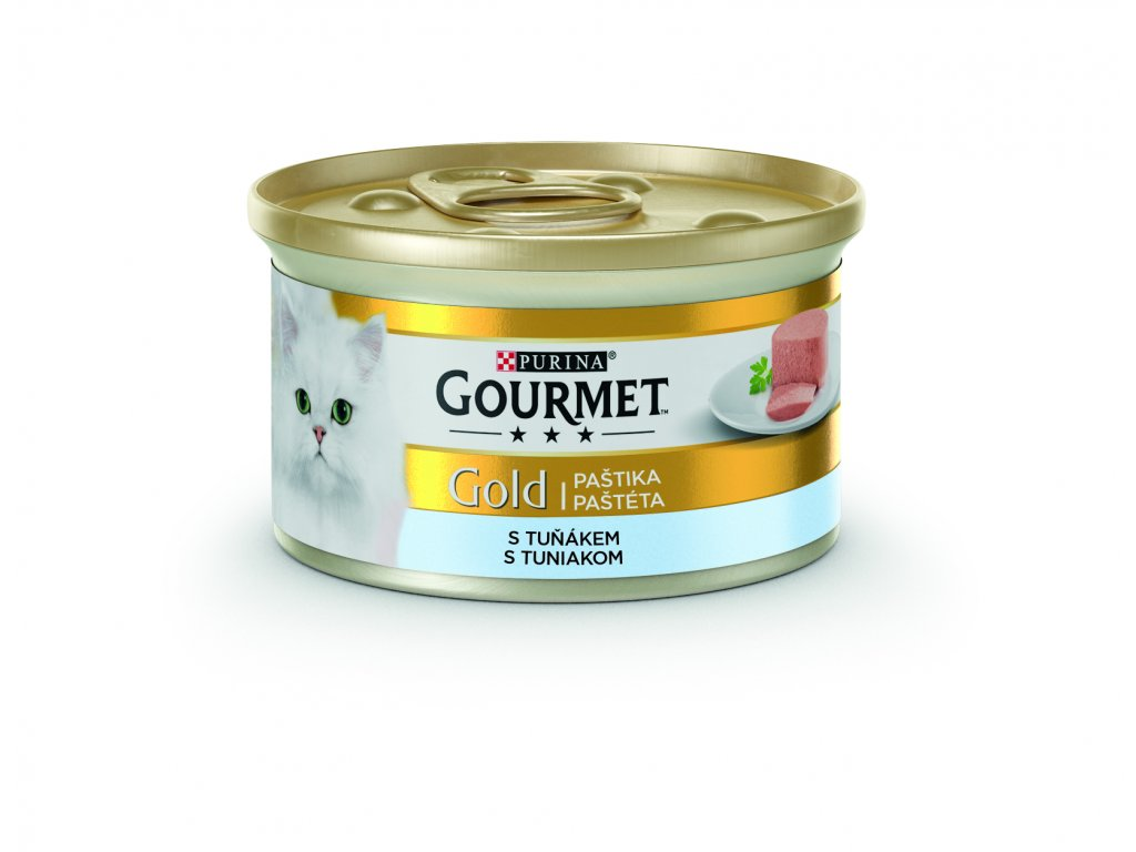 1815 gourmet gold s tunakem 85g