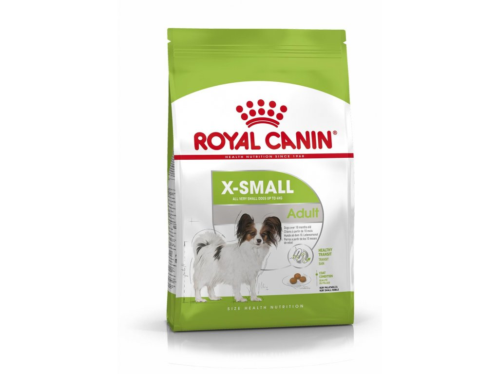 2568 royal canin x small adult 1 5 kg