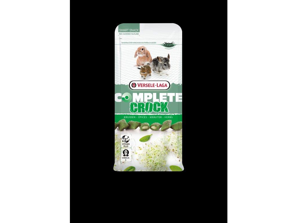 Versele-Laga Crock bylinky krmivo pre králiky 50g