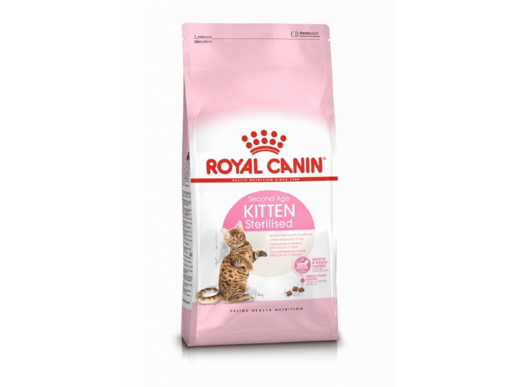 2688 royal canin kitten sterilised 2 kg