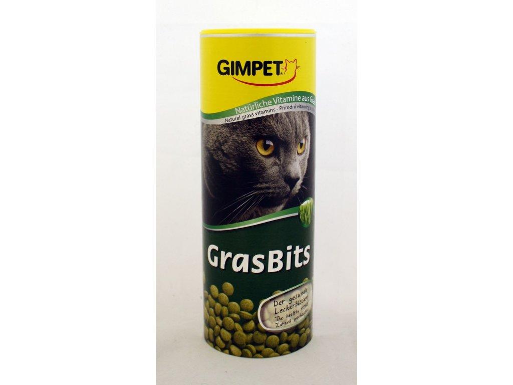 2841 gimpet gras bits tablety s kocici travou 425g