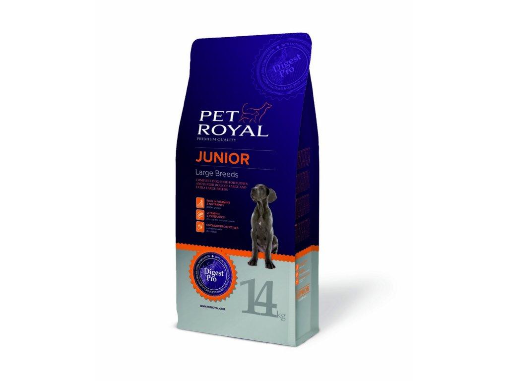 2892 pet royal junior dog large breeds 14kg