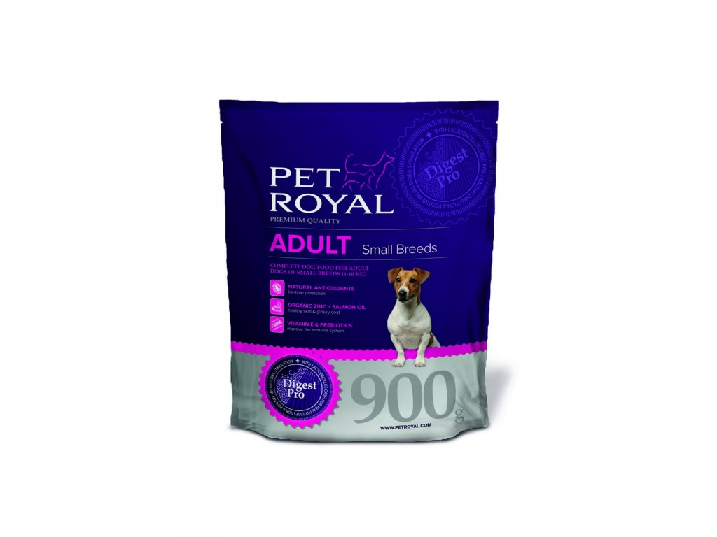 2901 pet royal adult dog small breeds 0 9kg