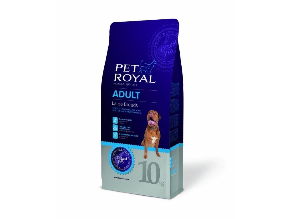 2916 pet royal adult dog large breeds pro velka plemena 10kg