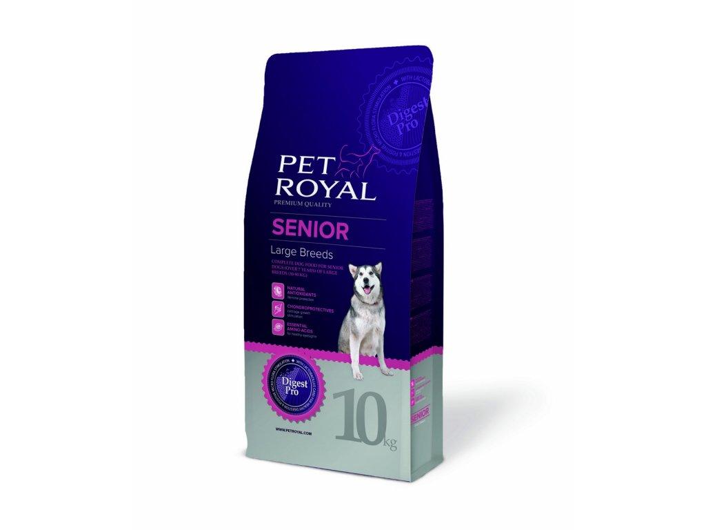 2931 pet royal senior dog large breeds 10kg