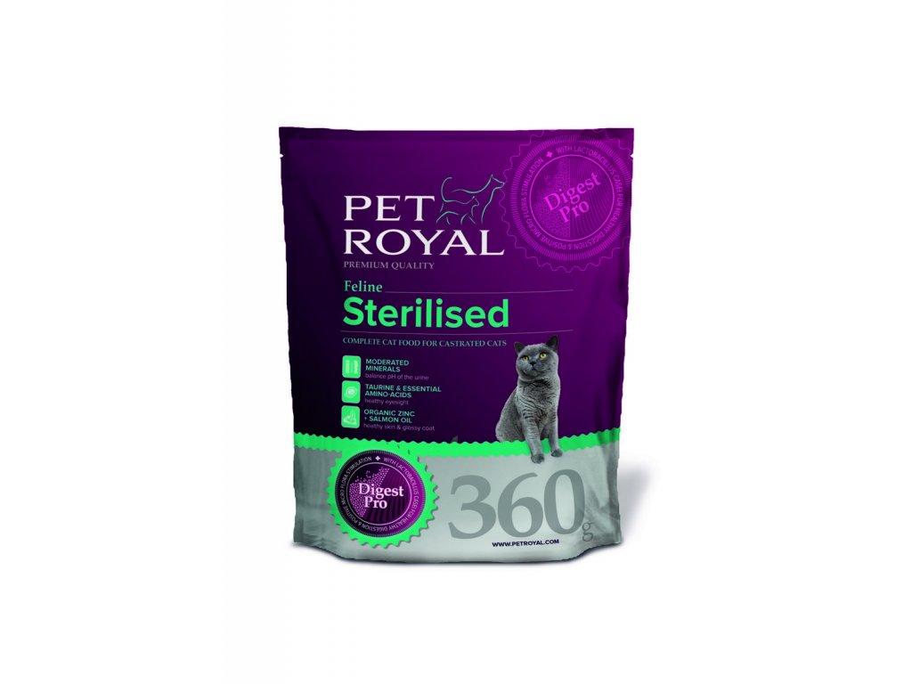 2949 pet royal feline sterilised 360g