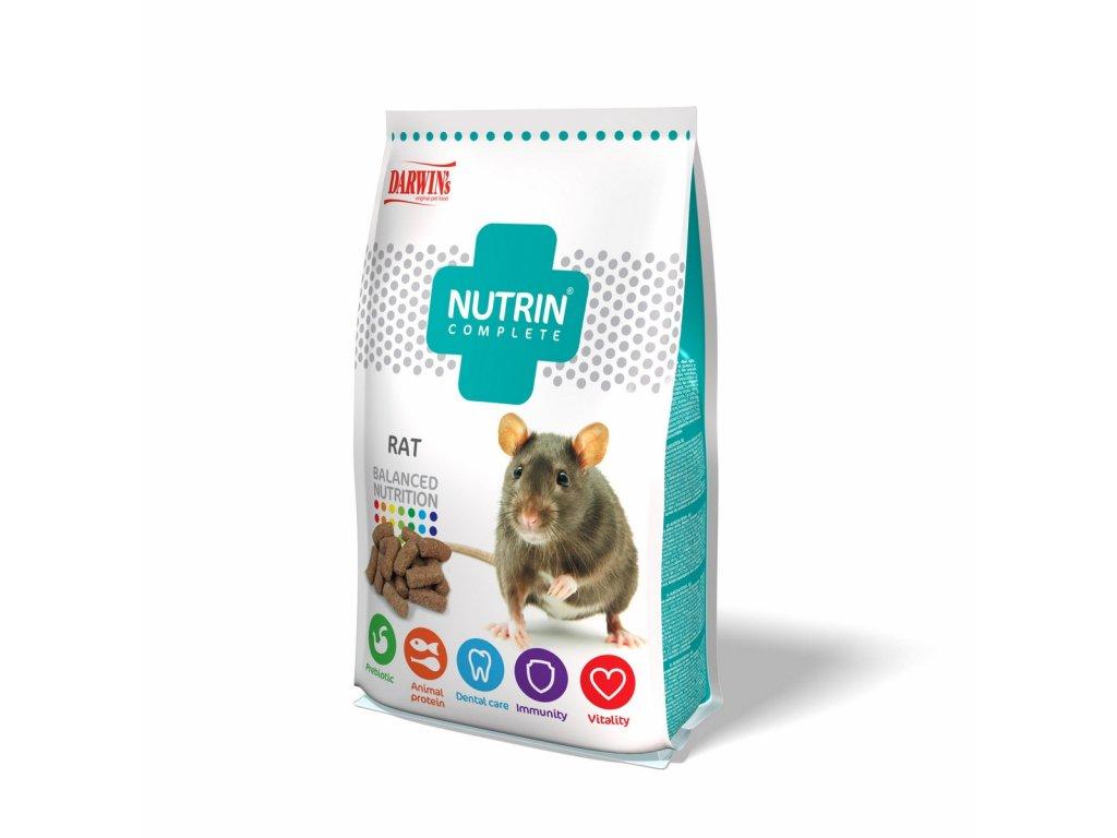 3435 darwin s nutrin complete potkan 400g