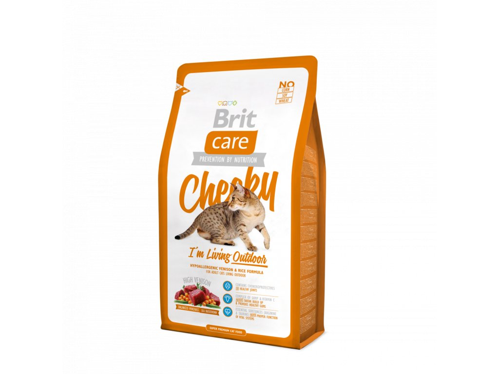 3798 brit care cat cheeky i m living outdoor 2kg