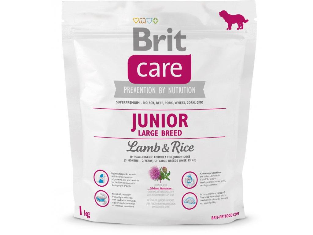 Brit Care Junior LB Lamb & Rice 1kg