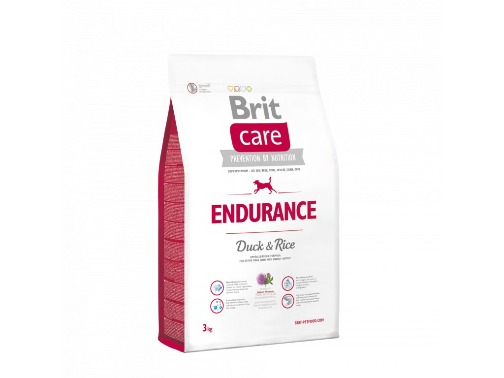4299 brit care endurance duck rice 3kg