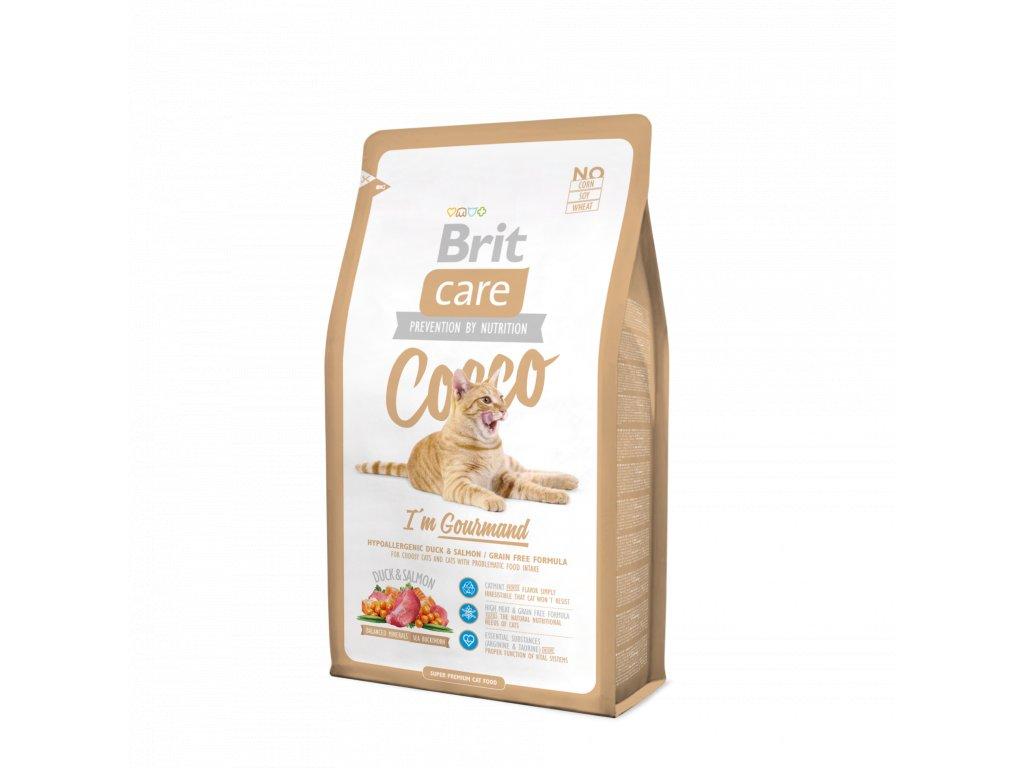 4368 brit care cat cocco i am gourmand 2kg