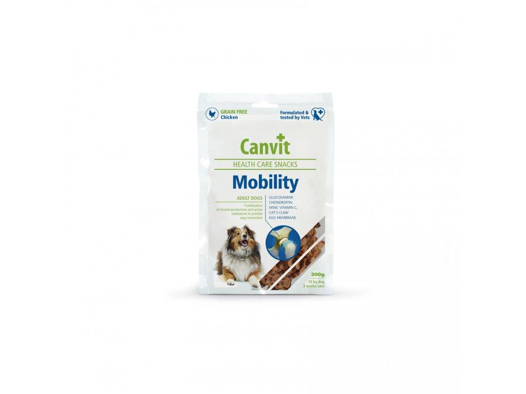 4446 canvit snack mobility pro psy 200g