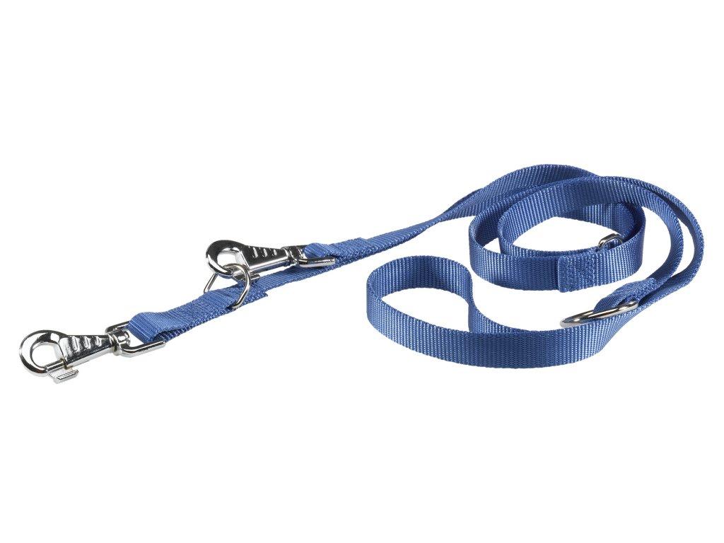 4713 ferplast prodluzovaci voditko club modre 200cm