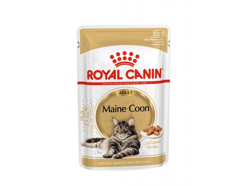 5040 royal canin maine coon gravy ve stave 12x85g