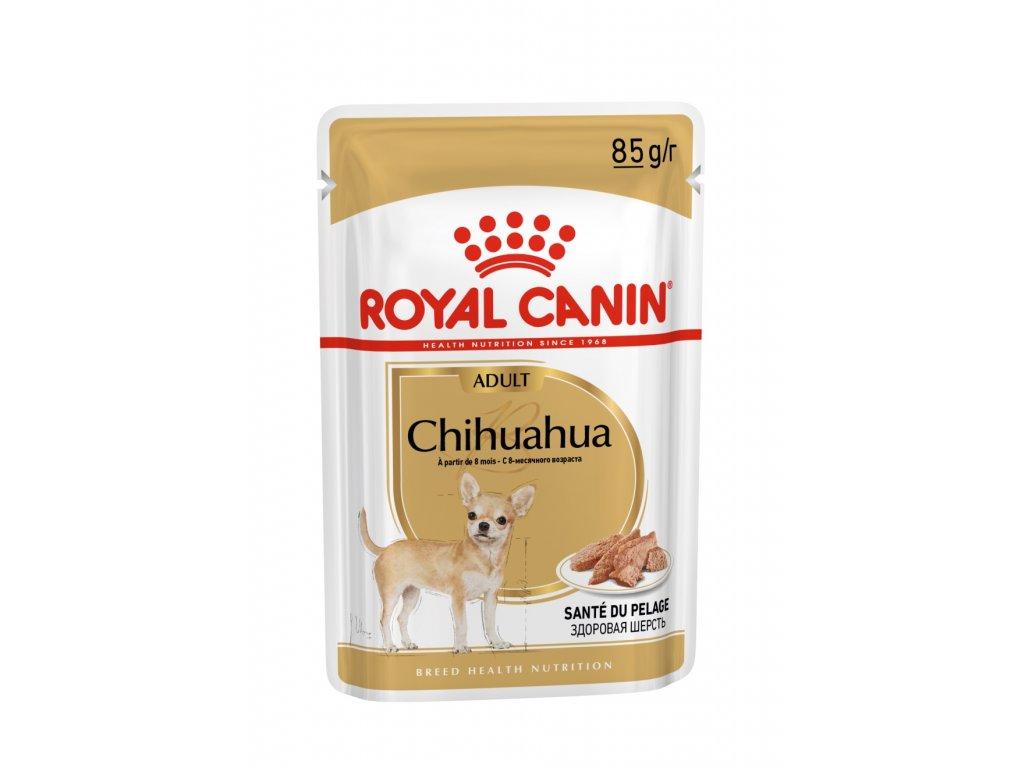 5058 royal canin chihuahua loaf pastika 12x85g