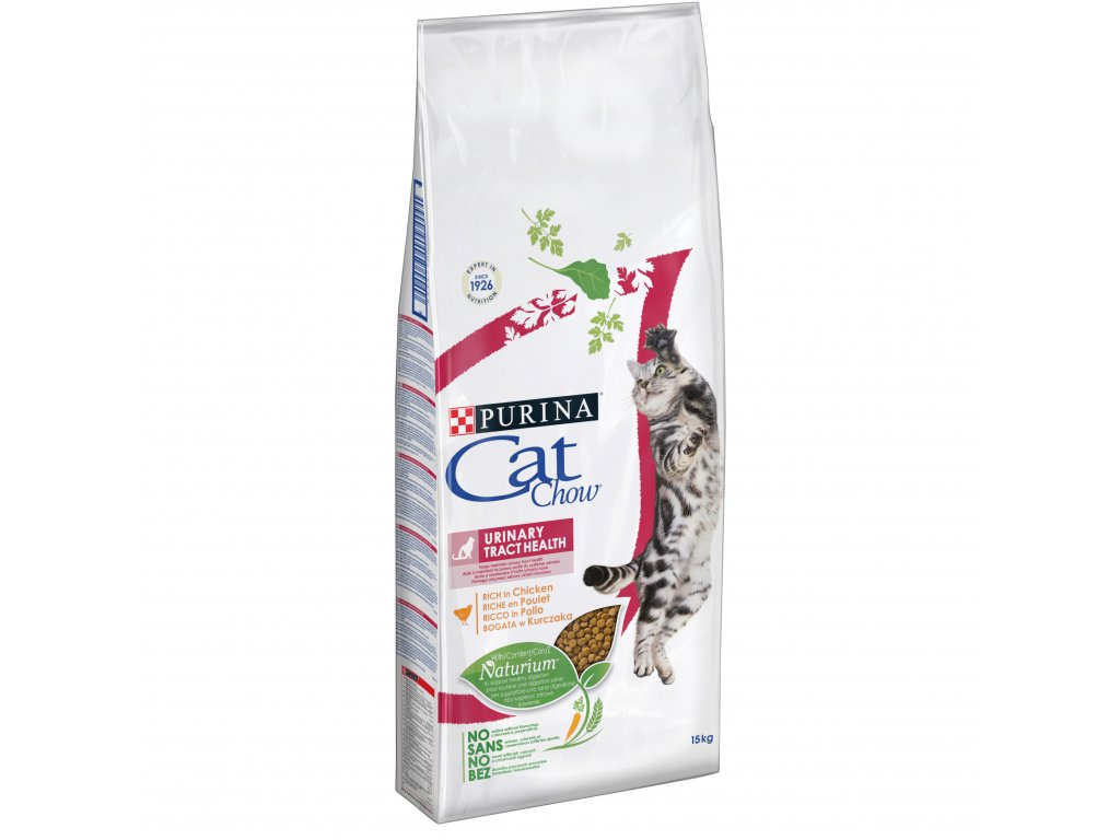 5502 purina cat chow urinary tract health s vysokym podilem kurete 15kg