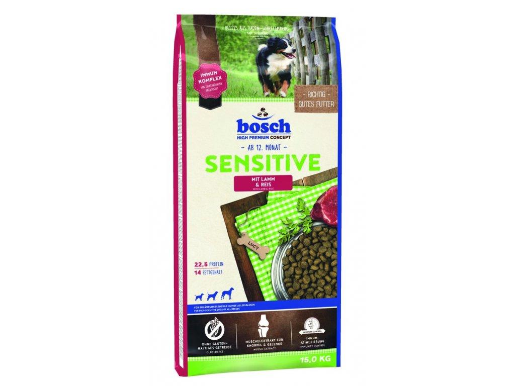 5655 bosch hpc sensitive lamb rice 15kg