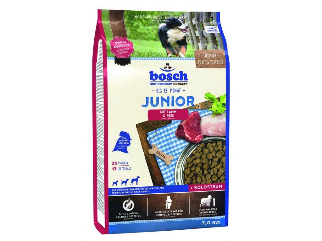 5679 bosch hpc junior lamb rice 3kg