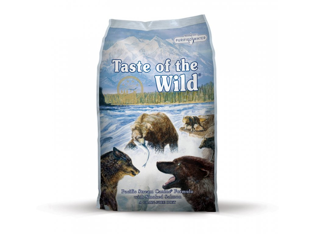 6219 taste of the wild pacific stream canine 2kg