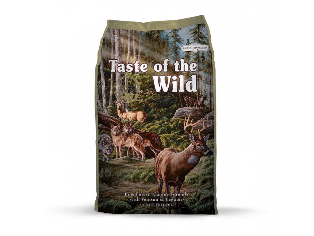 6237 taste of the wild pine forest 2kg