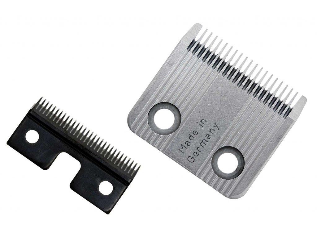 6519 nd moser set nastavcu s hrubou cepeli 0 1 3mm pro strojek typu rex