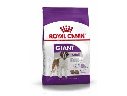 252 royal canin giant adult 15 kg