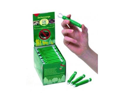 639 karlie pinzeta na klistata plastova